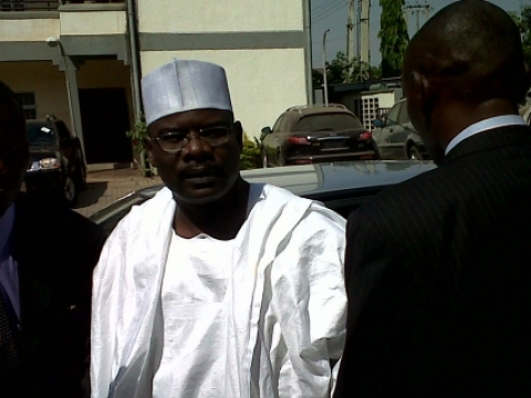 Alleged Boko Haram link: Court frees Ndume