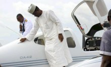 Labaran Maku aviation traing school Kwara