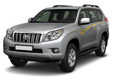 Toyota Prado Nigeria