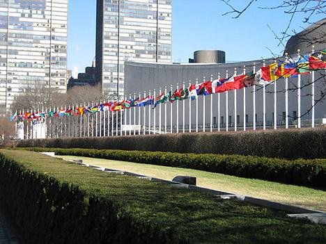 United Nations HQ