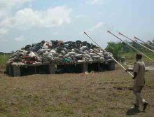 BURNING OF SEIZED DRUGS IN BADAGRY