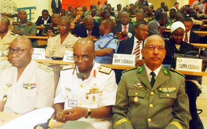 ECOWAS CHIEFS OF DEFENCE STAFF IN BAMAKO