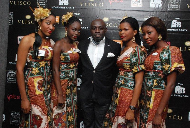 Familusi Akin Babajide and Ushers