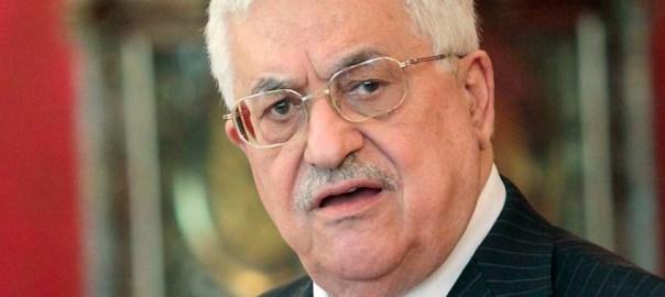 Palestinian president Mahmud Abbas [Photo: commsmea.com]