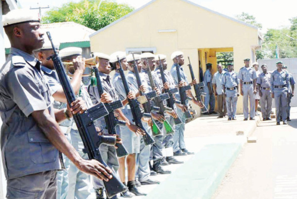 Nigerian Customs Service Set to Retire 577 Officers