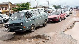 bad road nigeria