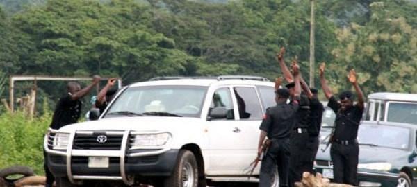 police bribe