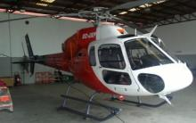 OAS took delivery of the helicopter in January