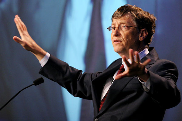 Bill Gates.... Photo Credit: billgatesstrategies.com