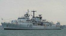Nigerian navy ship