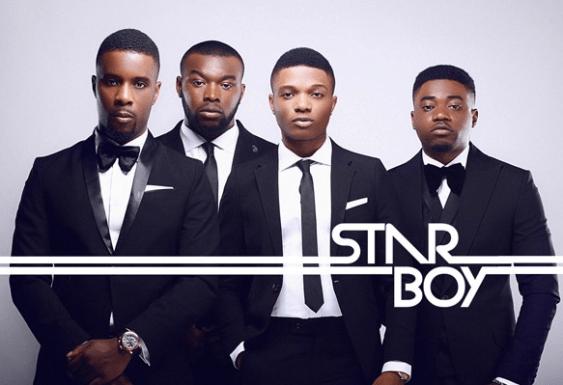 Wizkid unveils members of his Star Boy Entertainment | Premium Times Nigeria