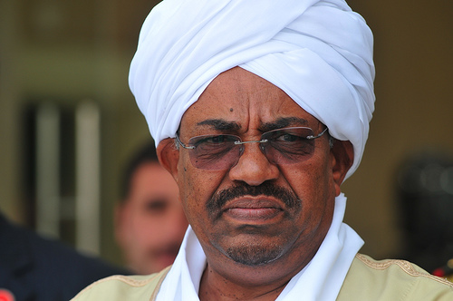 Omar Al-Bashir, Sudan President