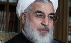 Iran President, Hassan Rouhani