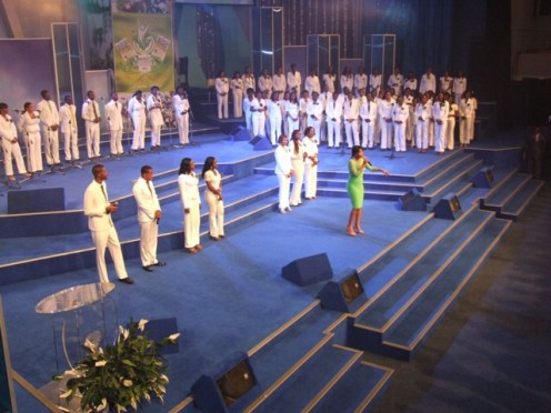 Christ Embassy Choir