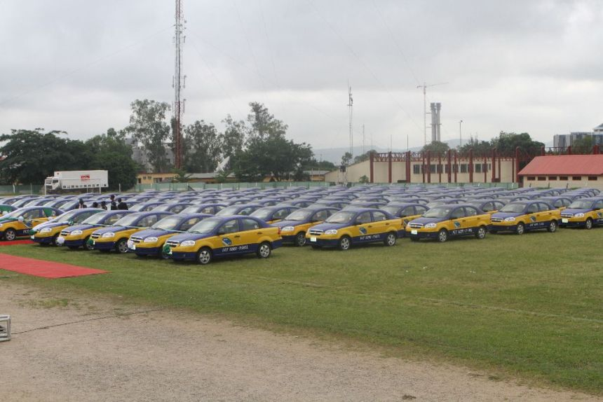 Umrah Banner: Abuja Commercial Taxi Drivers Groan Over Multiple Levies