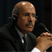 Mohamed ElBaradei, an Egyptian Nobelist and ex-UN diplomat, supported the ouster of President Mohamed Morsi by Egypt's army.