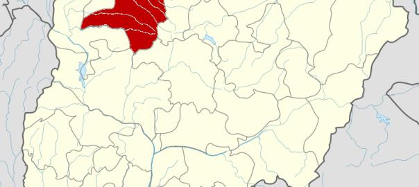 Zamfara State map