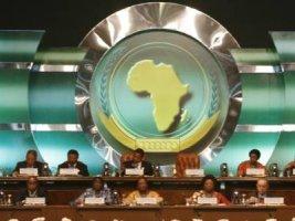 AU Summit used to illustrate the story