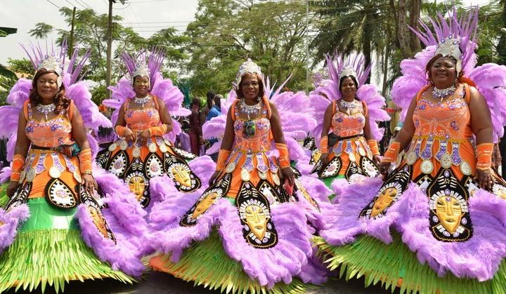 FILE PHOTO: Adult Session at Carnival Calabar 2013 Photo: NAN