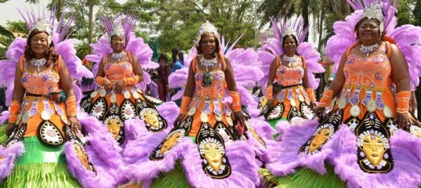 FILE PHOTO: Adult Session at Carnival Calabar 2013 Photo: NAN