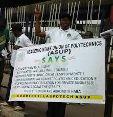 ASUP protest