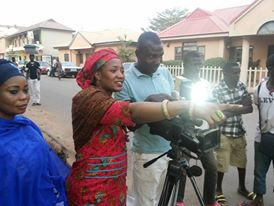 Muhibbat - Kannywood Female Director