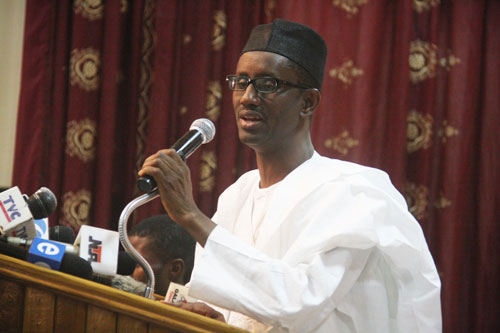 Former chairman of the Economic and Financial Crimes Commission, EFCC, Nuhu Ribadu