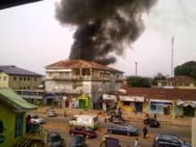 File Photo: Jos May 20 bomb explosion