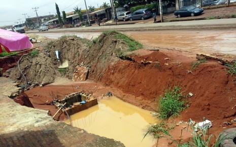 Ejigbo lagos drainage