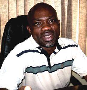Adetokunbo Mumuni, Exec. Dir. SERAP