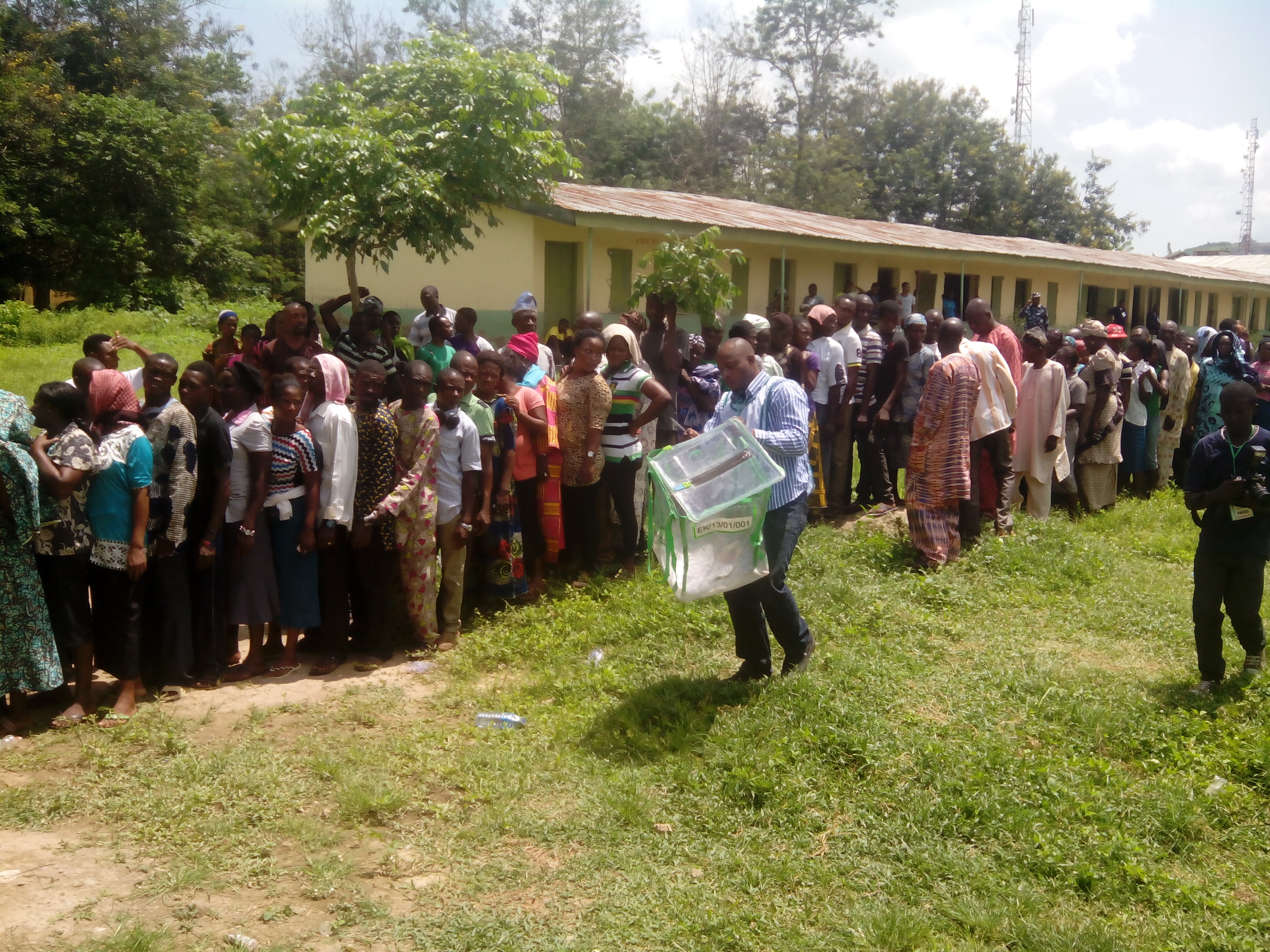 Observers Rate Ekiti Lg Elections Free, Fair