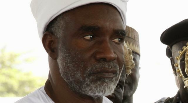 FILE PHOTO: Murtatala Nyako, impeached governor of Adamawa state