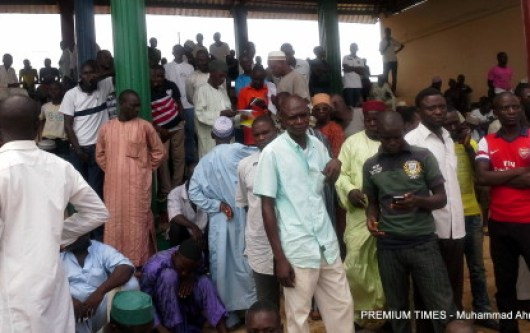 Taraba Internally displaced persons