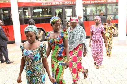 Chibok Come 1