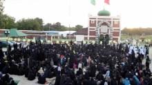 Shiite muslims in Zaria