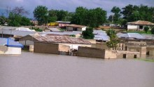 FILE PHOTO of a flood used to illustrate the story