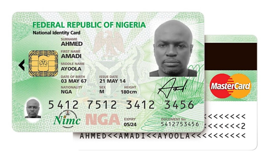 military alerts nigerians on circulation of fake national identity