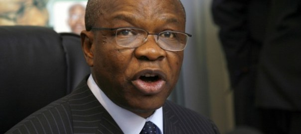 Former INEC Chairman, Maurice Iwu