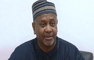 Sambo Dasuki formal National Security Adviser