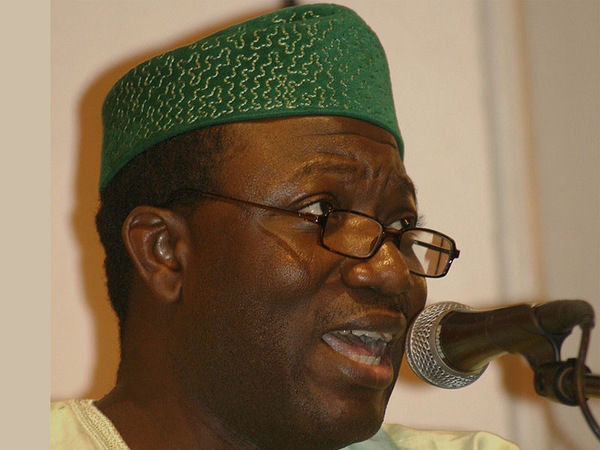 Minister of Solid Minerals, Kayode Fayemi