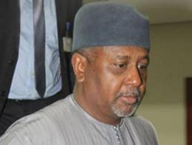 Former National Security Adviser - Sambo Dasuki