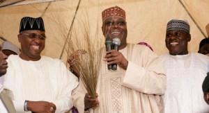 Atiku Abubakar endorsed by Adamawa APC