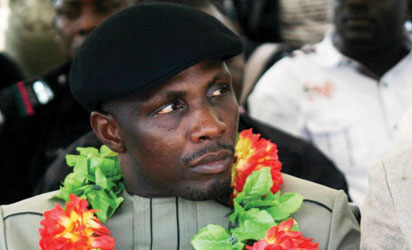 Government Ekpemupolo (Tompolo) [Photo Credit: Vanguard Newspaper