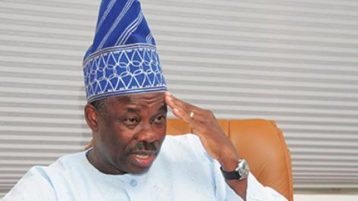 Image result for Governor Ibikunle Amosun