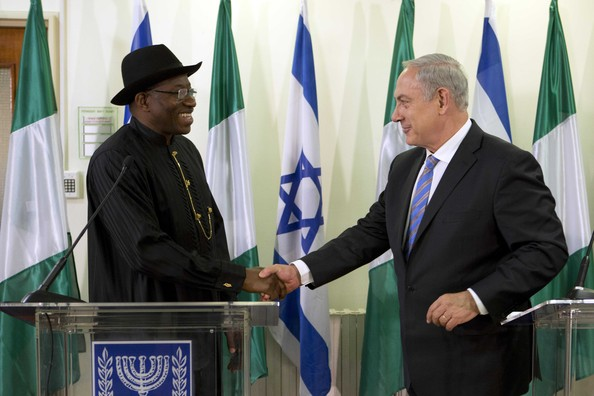 Netanyahu and Jonathan