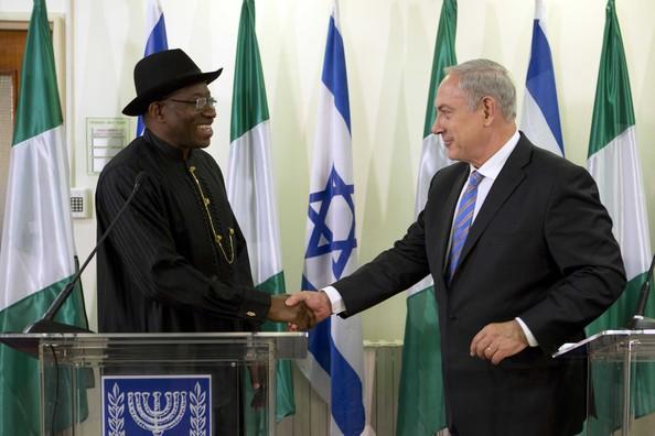 Netanyahu and Jonathan