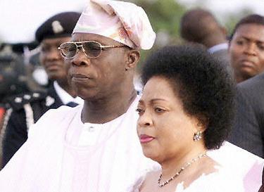 Obasanjo and Stella