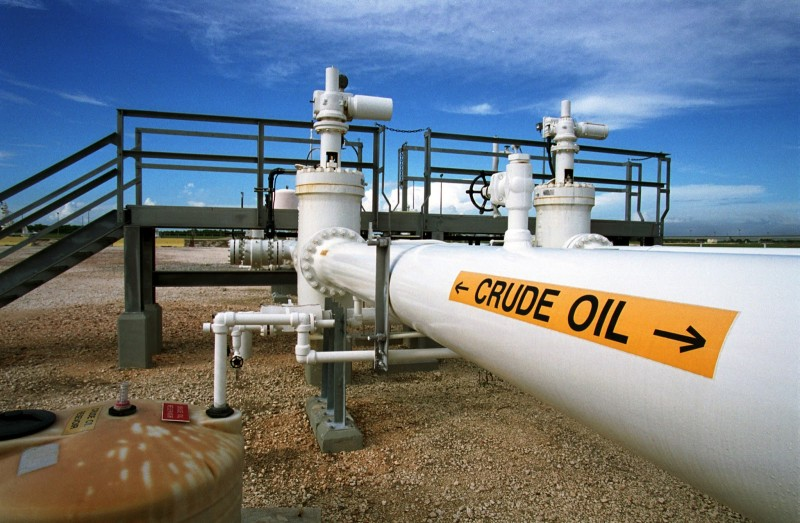 Crude Oil pipelines