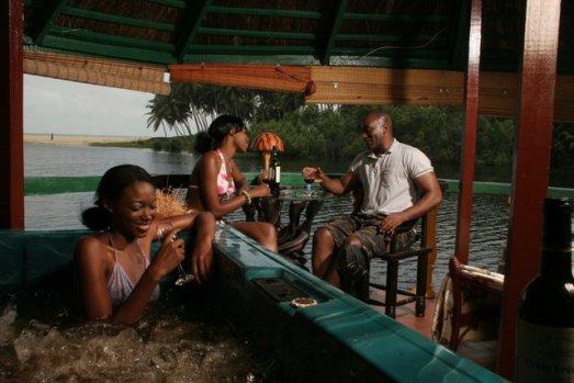 La Campagne Tropicana beach resort,  Lekki/Epe Expresway, Lagos