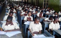 Image result for Indigent students in Epe get free G.C.E. forms